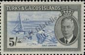 Stamp Turks & Caicos Islands Catalog number: 158