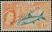 Stamp Turks & Caicos Islands Catalog number: 164