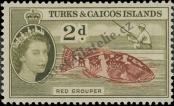 Stamp Turks & Caicos Islands Catalog number: 165