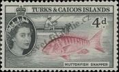 Stamp Turks & Caicos Islands Catalog number: 168