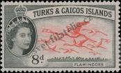 Stamp Turks & Caicos Islands Catalog number: 171