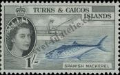 Stamp Turks & Caicos Islands Catalog number: 172