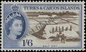 Stamp Turks & Caicos Islands Catalog number: 173