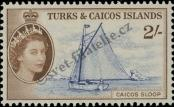 Stamp Turks & Caicos Islands Catalog number: 174