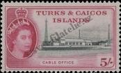 Stamp Turks & Caicos Islands Catalog number: 175