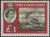 Stamp Turks & Caicos Islands Catalog number: 177