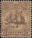 Stamp Turks & Caicos Islands Catalog number: 40
