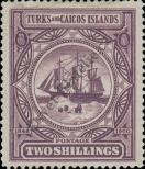 Stamp Turks & Caicos Islands Catalog number: 41