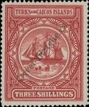 Stamp Turks & Caicos Islands Catalog number: 42