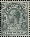 Stamp Turks & Caicos Islands Catalog number: 60