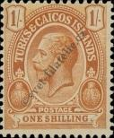 Stamp Turks & Caicos Islands Catalog number: 66