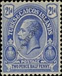 Stamp Turks & Caicos Islands Catalog number: 82