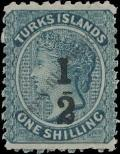 Stamp Turks & Caicos Islands Catalog number: 8