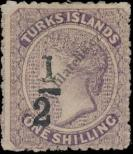Stamp Turks & Caicos Islands Catalog number: 10