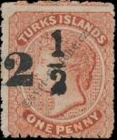 Stamp Turks & Caicos Islands Catalog number: 13