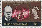 Stamp Turks & Caicos Islands Catalog number: 190