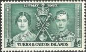 Stamp Turks & Caicos Islands Catalog number: 115
