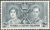 Stamp Turks & Caicos Islands Catalog number: 116