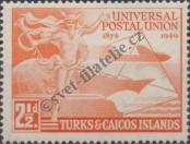 Stamp Turks & Caicos Islands Catalog number: 143