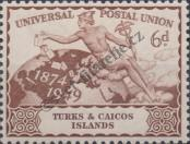 Stamp Turks & Caicos Islands Catalog number: 145