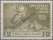 Stamp Turks & Caicos Islands Catalog number: 146