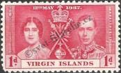 Stamp British Virgin Islands Catalog number: 69