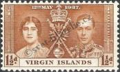 Stamp British Virgin Islands Catalog number: 70