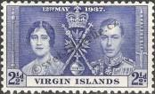 Stamp British Virgin Islands Catalog number: 71