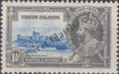 Stamp British Virgin Islands Catalog number: 66