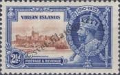 Stamp British Virgin Islands Catalog number: 67