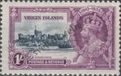 Stamp British Virgin Islands Catalog number: 68