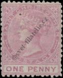 Stamp St. Christopher | St. Kitts Catalog number: 1/C