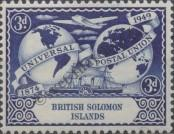 Stamp Solomon Islands Catalog number: 77