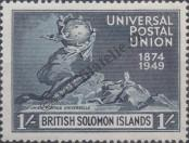 Stamp Solomon Islands Catalog number: 79
