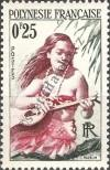 Stamp French Polynesia  Catalog number: 2