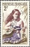 Stamp French Polynesia  Catalog number: 4