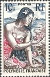 Stamp French Polynesia  Catalog number: 8
