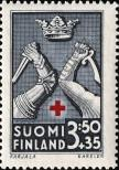 Stamp Finland Catalog number: 257