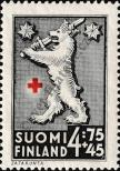 Stamp Finland Catalog number: 258