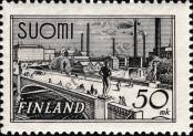 Stamp Finland Catalog number: 259
