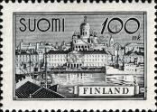 Stamp Finland Catalog number: 260