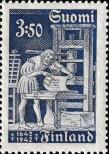 Stamp Finland Catalog number: 268