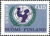 Stamp Finland Catalog number: 617