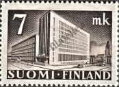 Stamp Finland Catalog number: 269
