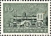 Stamp Finland Catalog number: 543