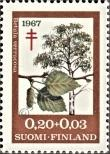 Stamp Finland Catalog number: 623