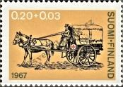 Stamp Finland Catalog number: 630