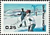 Stamp Finland Catalog number: 640