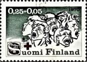 Stamp Finland Catalog number: 672