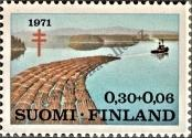 Stamp Finland Catalog number: 687
